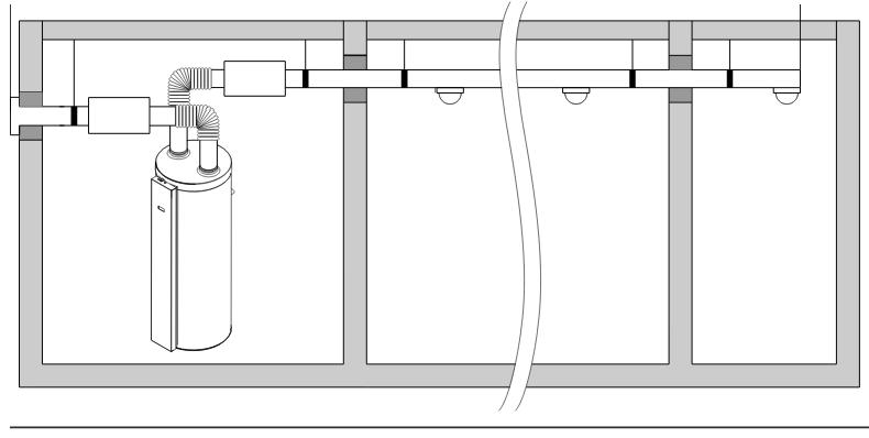 pompa ciepła z rekuperacją