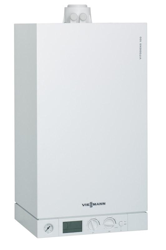 Kondensacyjny kocioł gazowy Vitodens 100-W