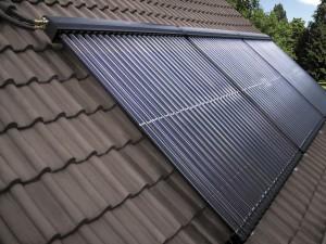 kolektory słoneczne montaż